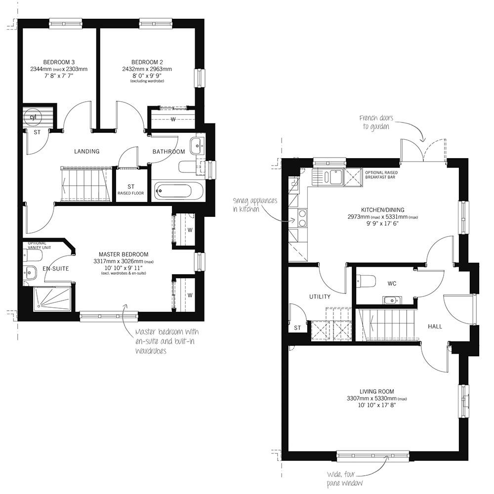 Castlewellan Stewart Milne Homes