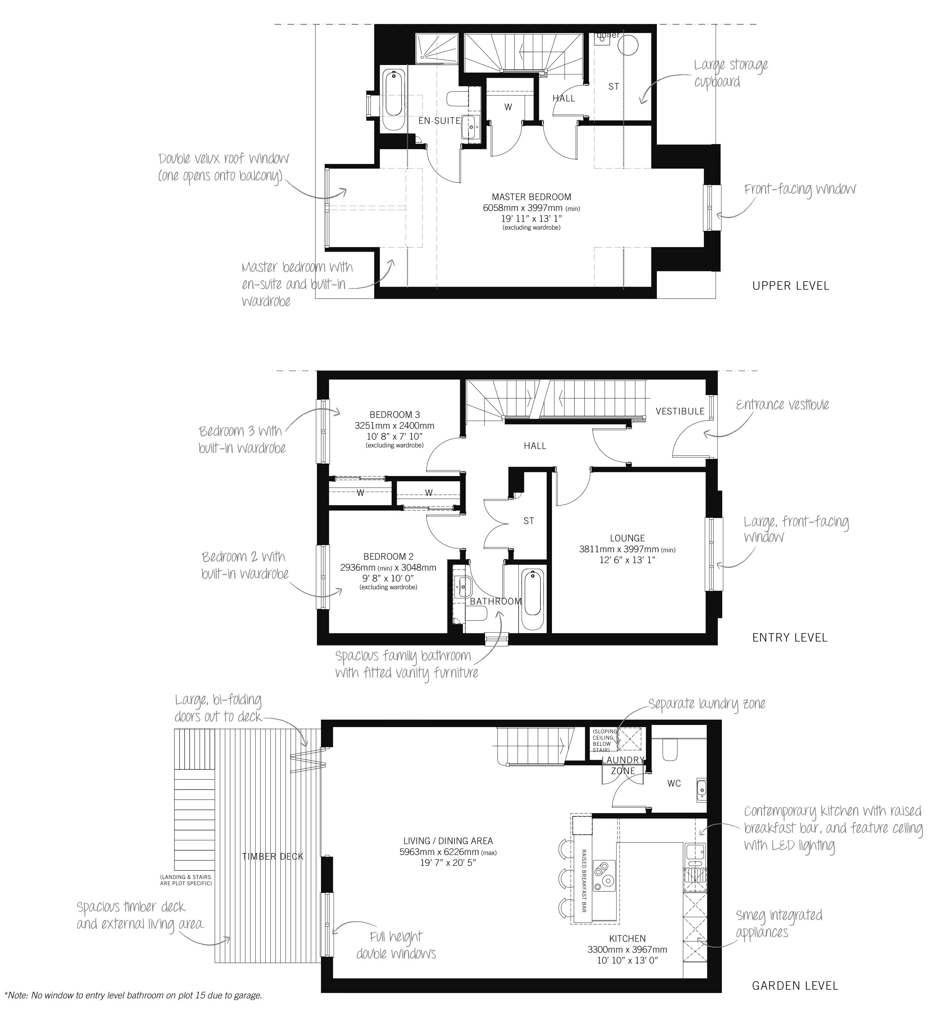 Long Cairn Stewart Milne Homes