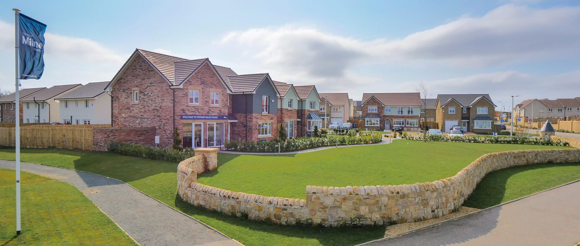 Brackenhill Park Stewart Milne Homes